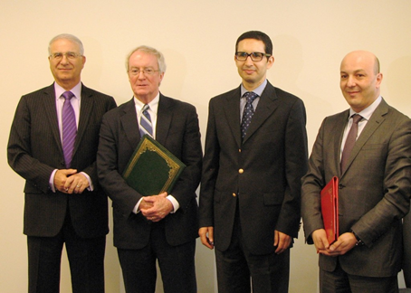Morocco signs a Memorandum of Understanding with NOVA Community College in Alexandria, Virginia